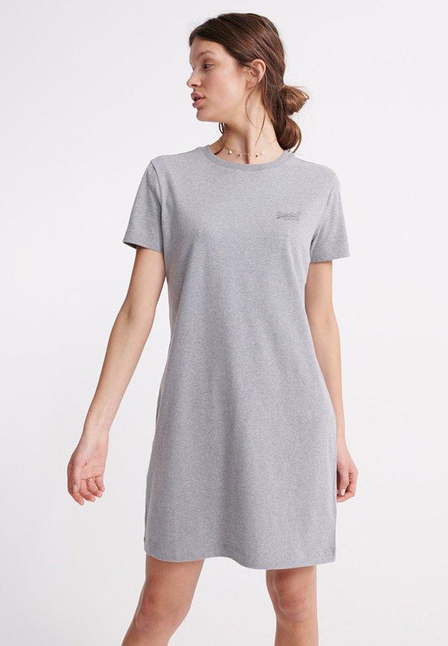 ORANGE LABEL - Vestido ligero - grey