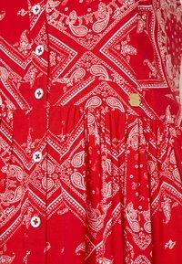 Superdry - AMELIE CAMI DRESS - Korte jurk - red - 2
