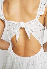 Superdry - GIA CAMI DRESS - Korte jurk - white - 6