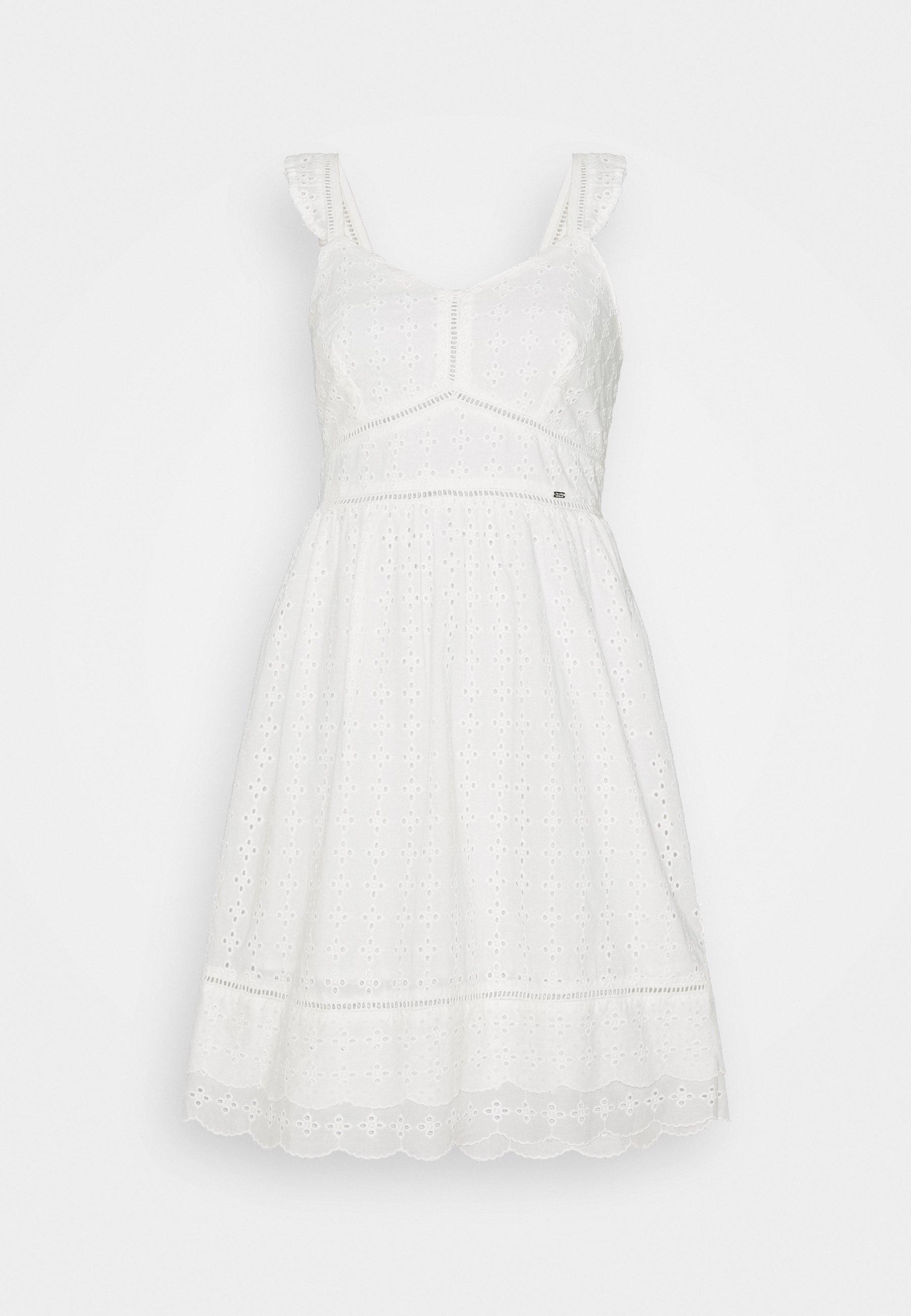 Superdry Gia Cami Dress - Hverdagskjoler White