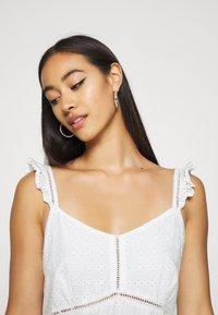 Superdry - GIA CAMI DRESS - Korte jurk - white - 3
