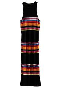 Superdry - Gebreide jurk - black stripe - 0