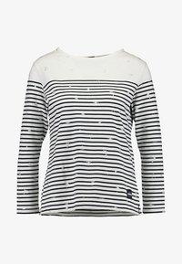 Superdry - CONVERSATIONAL BRETTON - T-shirt à manches longues - optic foil - 6