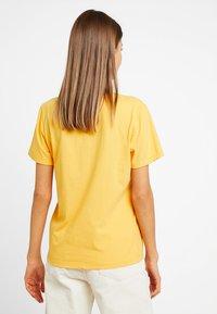 Superdry - ESSENTIAL TEE - T-shirt basic - desert ochre - 2