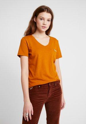 ESSENTIAL TEE - T-shirt basic - pumpkin spice