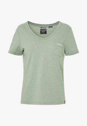 ESSENTIAL TEE - T-Shirt basic - jade