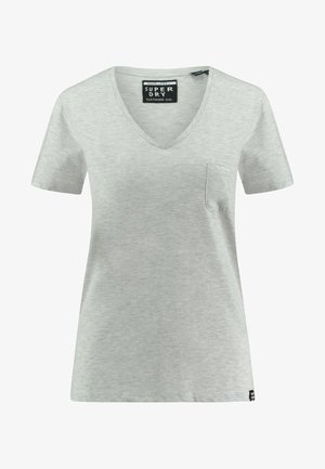 ORANGE LABEL - T-shirt print - grey