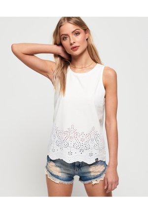 Linne - rodeo white
