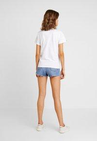 Superdry - ELITE CREW NECK TEE - T-shirt basic - white - 2