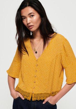 JOSEPHINE - Bluser - yellow