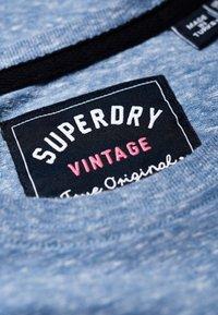 Superdry - TROPICAL BURST - Camiseta estampada - blue - 5