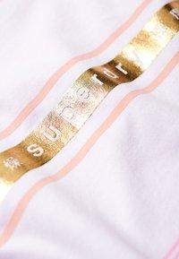 Superdry - LOGO MINIMAL PORTLAND - T-shirt imprimé - pink - 4