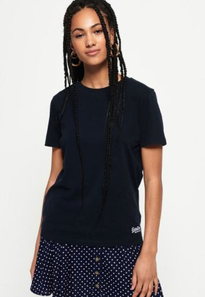ORANGE LABEL - T-shirt basic - navy