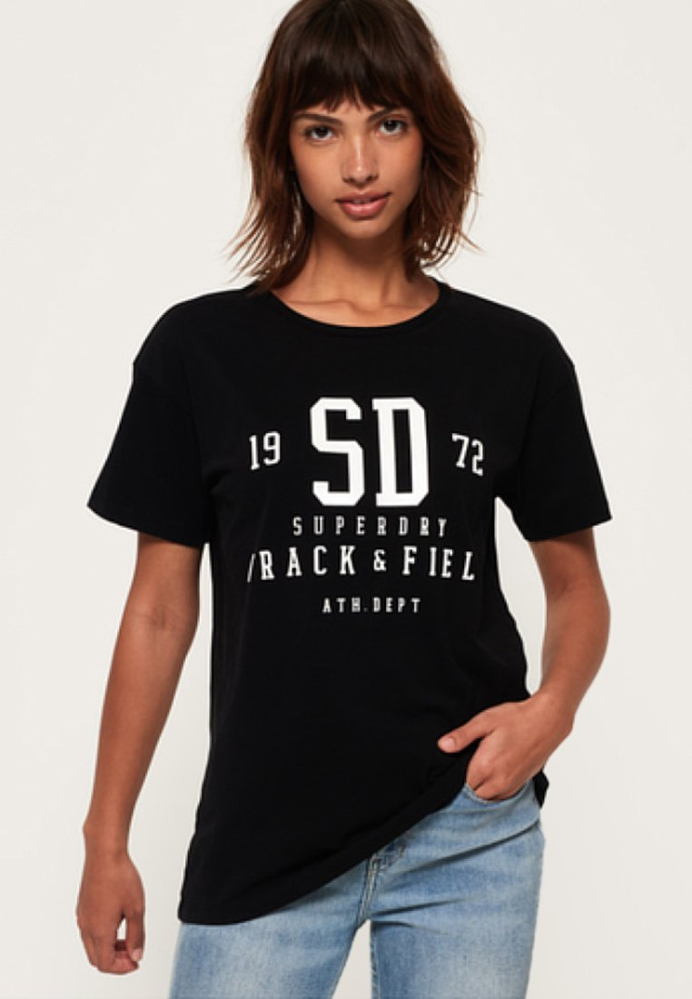 Superdry shirt shirt T T ImpriméBlack shirt Superdry Superdry ImpriméBlack Superdry T T ImpriméBlack CxBedo