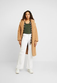 Superdry - BUTTON THROUGH - Cardigan - ive green - 1