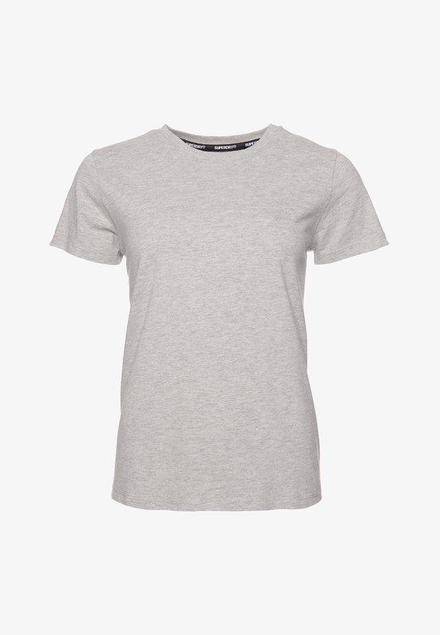 ORANGE LABEL - T-shirt basic - spirit grey marl