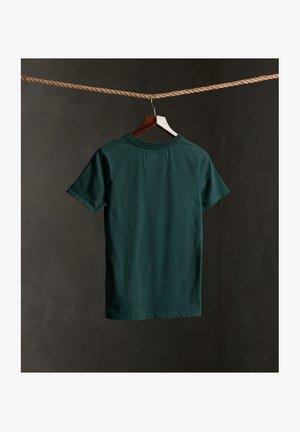 ORANGE LABEL - T-shirt basique - eagle green