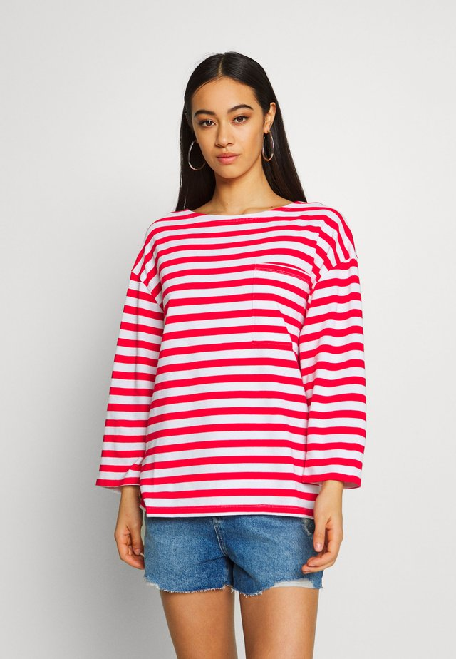 EDIT CRUISE - Sweter - red