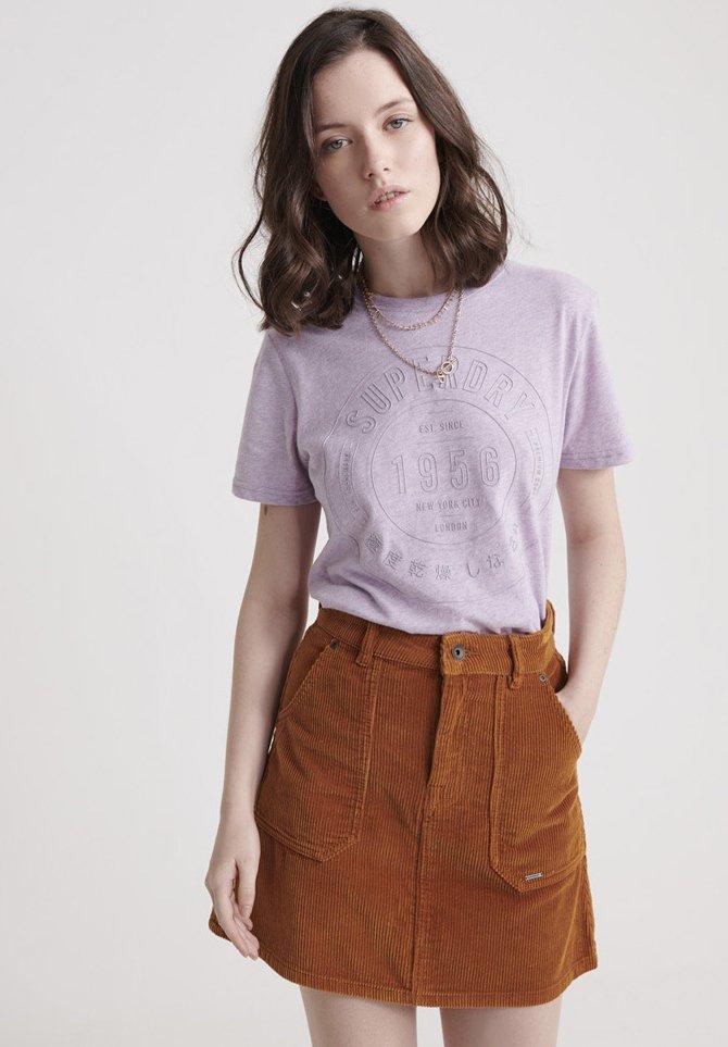 Hallmark  Tonal    T Shirt Print by Superdry