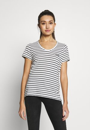 ESSENTIAL TEE - T-shirt print - off white