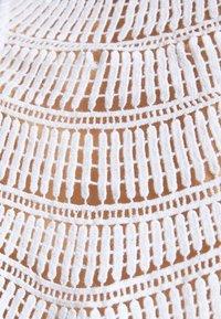 Superdry - CROCHET INSERT VEST - Top - white - 5