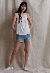Superdry - Camicetta - chalk white - 1