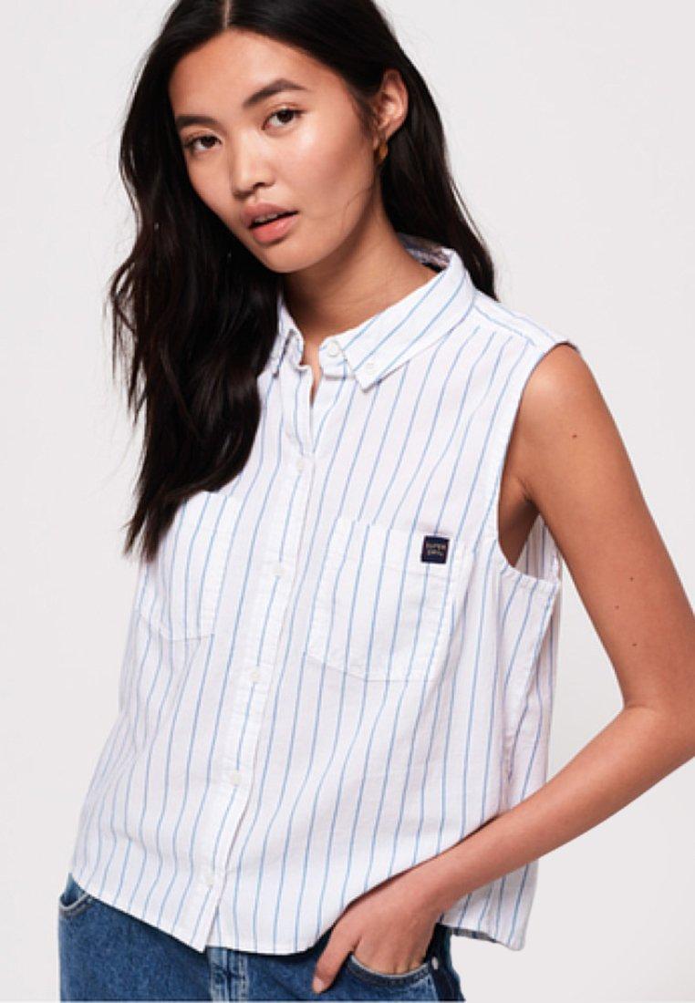 Makayla Stripe   Camicia by Superdry