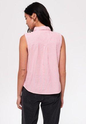 MAKAYLA STRIPE - Skjorta - pink