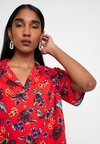 Superdry - RIVA  - Hemdbluse - vintage tropical red