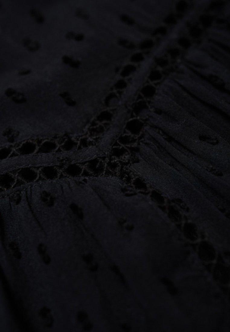 Superdry Monika - Blouse Black 3pWPvRrw