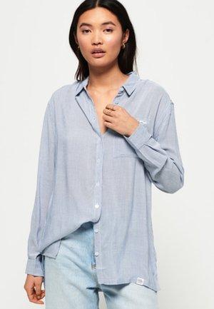 Overhemdblouse - blue
