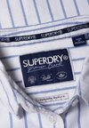 Superdry - CHEMISIER WINTER OXFORD  - Hemdbluse - white