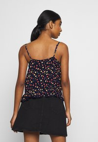 Superdry - SUMMER CAMI - Top - navy