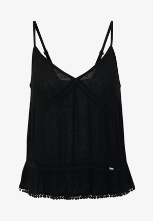 SUMMER CAMI - Débardeur - black