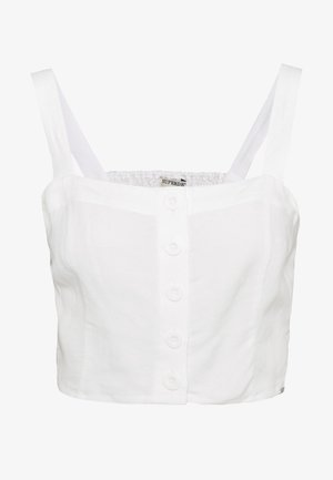 EDEN TOP - Top - chalk white