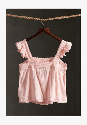 LAYNE - Top - ballet pink