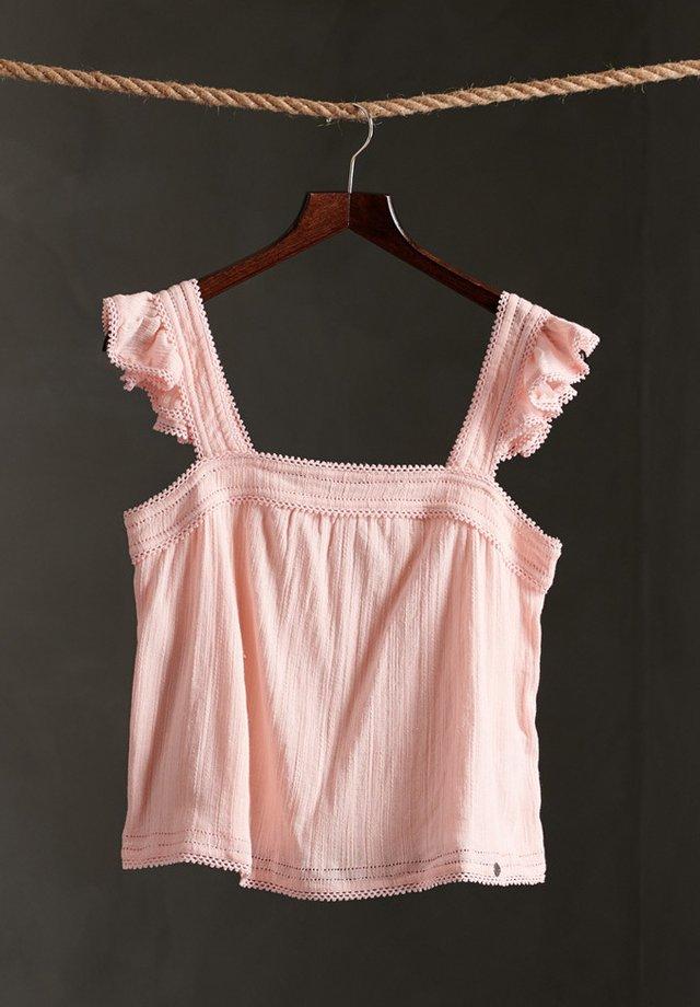 LAYNE - Débardeur - ballet pink