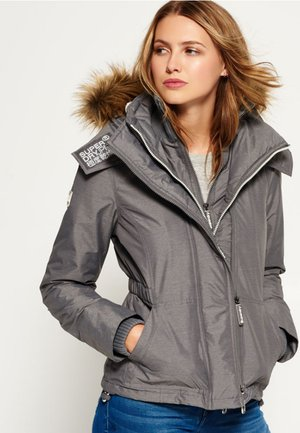 SD-WIND ATTACKER - Light jacket - light grey marl/ecru