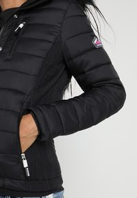 Superdry - FUJI  - Light jacket - black - 4