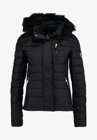 Superdry - FUJI  - Light jacket - black - 6