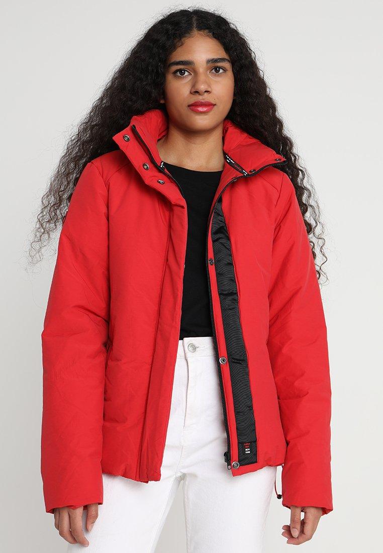 Superdry - RIOT PADDED - Winter jacket - rebel red