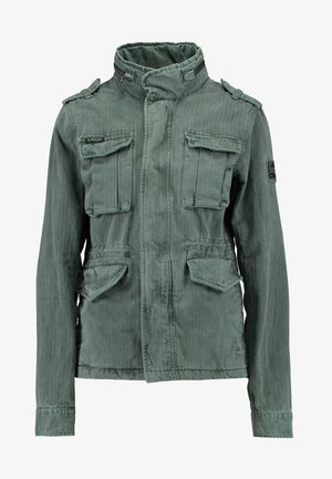 KIONA ROOKIE POCKET JACKET - Korte jassen - green