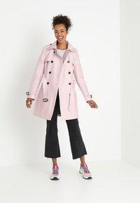 Superdry - BELLE  - Trenchcoat - blush pink - 1