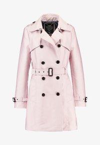 Superdry - BELLE  - Trenchcoat - blush pink - 4