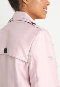 Superdry - BELLE  - Trenchcoat - blush pink - 3