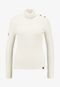 Superdry - CROYDE CABLE ROLL NECK - Svetr - winter - 4