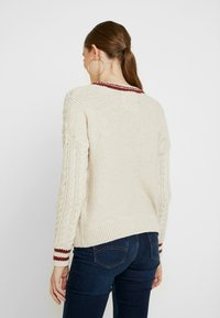 Superdry - AMERICAN - Pullover - winter white - 2
