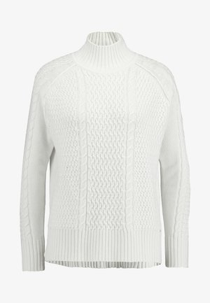 PHEOBE CABLE LIGHTWEIGHT - Jumper - cream