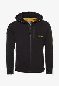 Superdry - Fleece jacket - black - 4