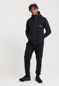 Superdry - Fleece jacket - black - 1